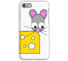 Hungry Mouse iPhone Case/Skin