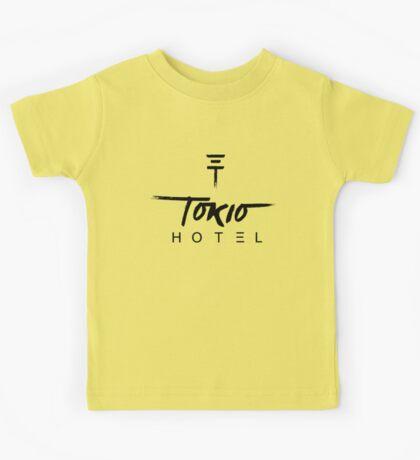 tokio hotel logo Kids Tee