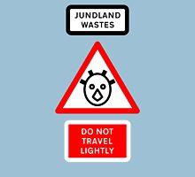Jundland Wastes Road Sign Unisex T-Shirt