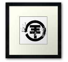 tokio hotel logo 1 Framed Print