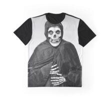 Crimson Ghost Graphic T-Shirt