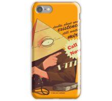 Mira-call iPhone Case/Skin