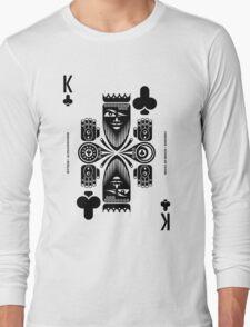 Chronos King of Clubs Long Sleeve T-Shirt