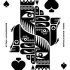 Osiris King of Spades by Yanko Tsvetkov