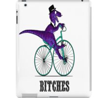 Velociraptor, Bitches iPad Case/Skin