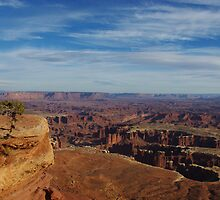 Canyonlands National Park, Utah by Claudio Del Luongo
