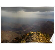 Grand Canyon and Colorado River Poster