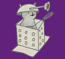 Doctor Who - Cat Dalek by BennH