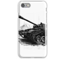 A34 Comet Tank iPhone Case/Skin