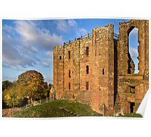 Kenilworth Castle, Warwickshire Poster