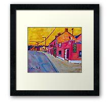 Kenagh, Longford Framed Print