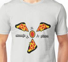 Atomic pizza Unisex T-Shirt