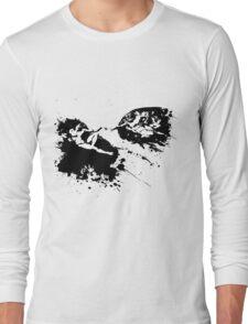 Grunge Creation of Adam Long Sleeve T-Shirt