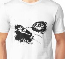 Grunge Creation of Adam Unisex T-Shirt