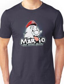 Mario : The Super Ghost Unisex T-Shirt