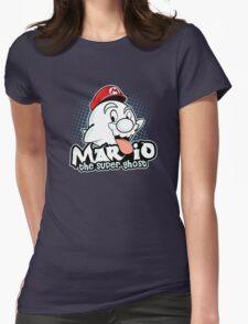 Mario : The Super Ghost Womens T-Shirt