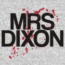 Mrs Dixon by stevebluey