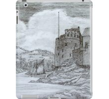Dartmouth Castle iPad case iPad Case/Skin