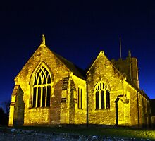 St. Edwards Church by Mike Streeter