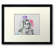 Imagination Awake I Framed Print