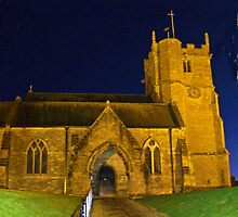 St. Edwards Church 2 by Mike Streeter
