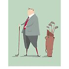 GENTLEMAN GOLFER by Jane Newland