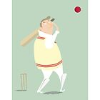 GENTLEMAN CRICKETER by Jane Newland