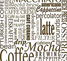 Coffee - All the Coffee by Amanda Mayer