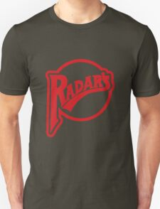 The Classic Design Radars T T-Shirt
