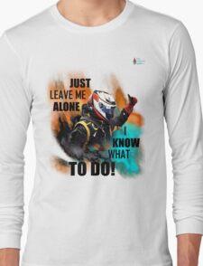 KR Classic Team Radio Long Sleeve T-Shirt