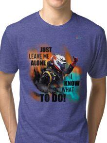 KR Classic Team Radio Tri-blend T-Shirt