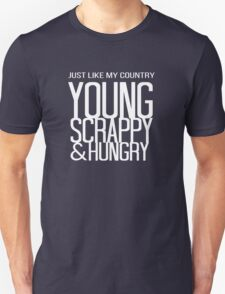 Young Scrappy & Hungry T-Shirt