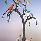 Family Tree by Bonnie T.  Barry