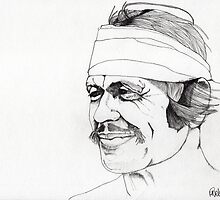 Charles Bronson by Paul  Nelson-Esch