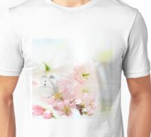 The Silent World of a Butterfly Unisex T-Shirt