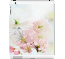 The Silent World of a Butterfly iPad Case/Skin