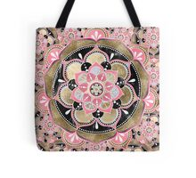 Elegant girly tribal mandala design Tote Bag