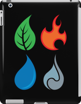 The Four Elements by Sean Middleton