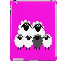 Normal family with a Black Sheep iPad Case/Skin