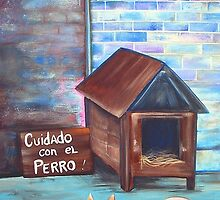 Cuidado Con El Perro by Laura Barbosa