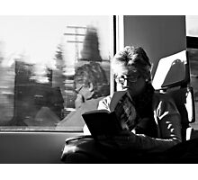 Absorbed .. Photographic Print