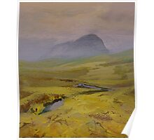 LIATHACH AND GLEN TORRIDON Poster