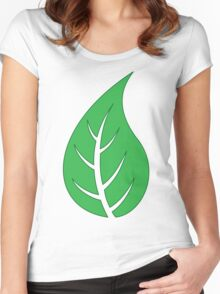 The Four Elements: Earth Women's Fitted Scoop T-Shirt