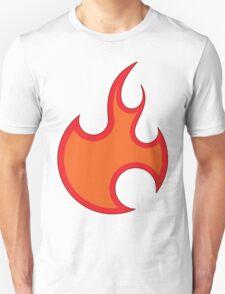 The Four Elements: Fire Unisex T-Shirt