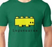 Legosaurus funny nerd geek geeky Unisex T-Shirt