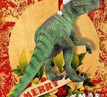 Merry Jurassic Christmas 4 by PrivateVices