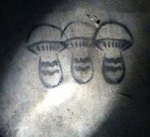 Shrooms by JonWyns5669