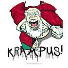 Santa Screams! by Brandon Dawley