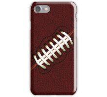 American Football Ball  iPhone Case/Skin