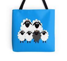 Black Sheep in the Family! Tote Bag